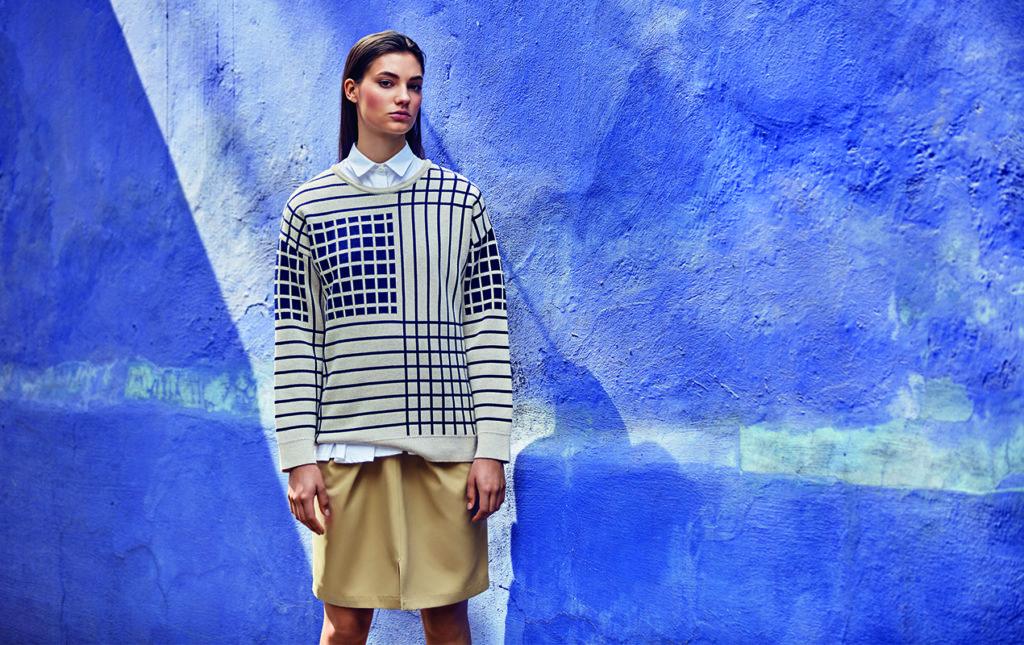 Natalia Ferriz: moda inspirada en los barrios de la CDMX