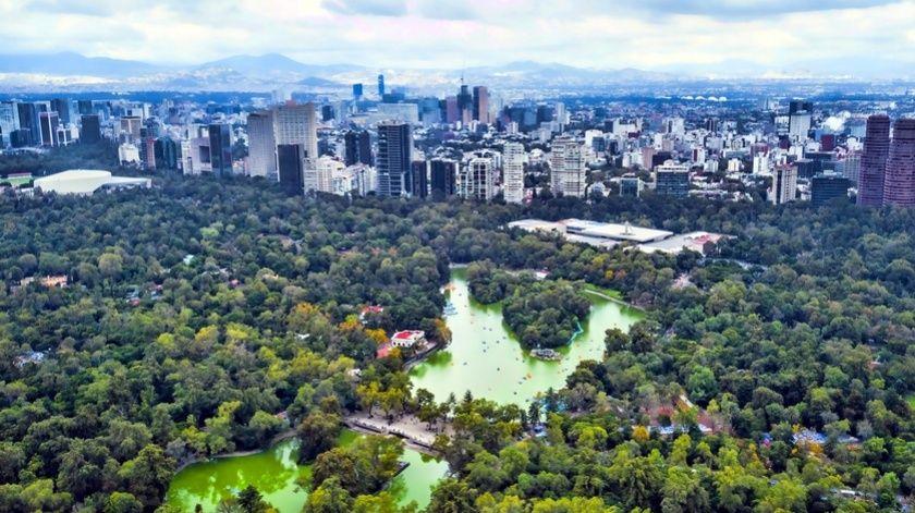 Bosque de Chapultepec, el mejor parque del mundo