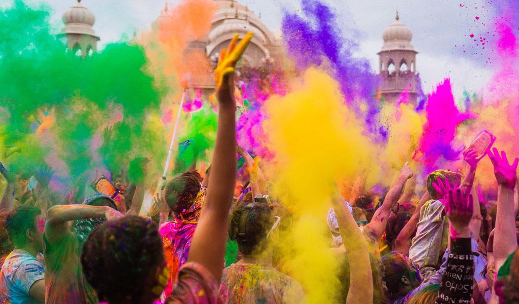 8 celebraciones en el mundo a las que debes asistir por lo menos una vez en la vida