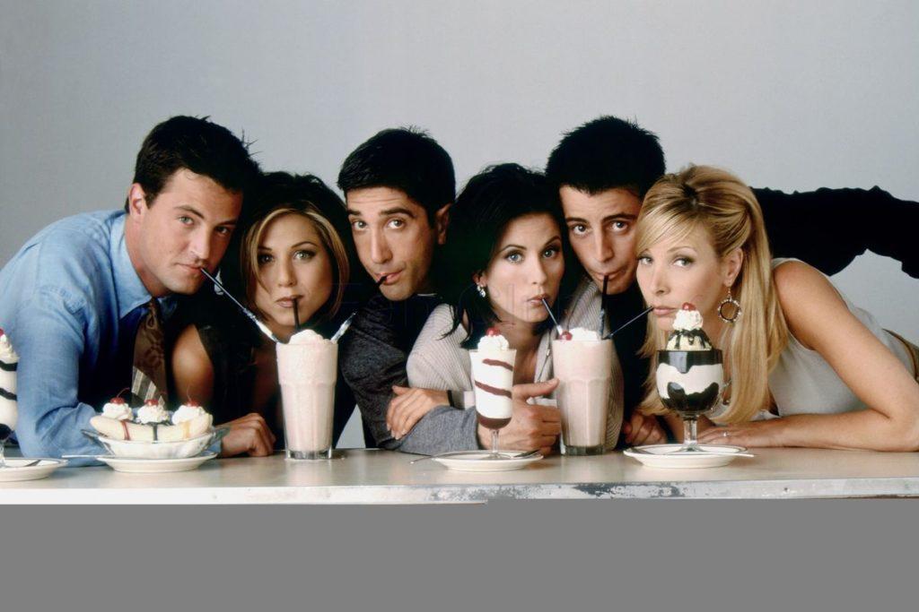 10 datos curiosos sobre Friends
