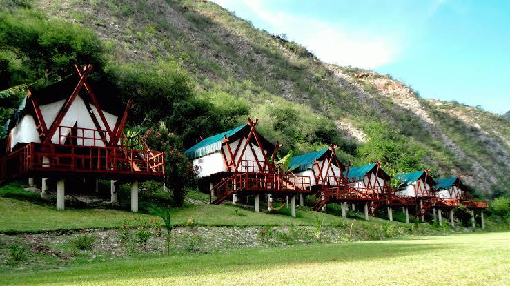5 lugares para hacer glamping en México - camping-jabali