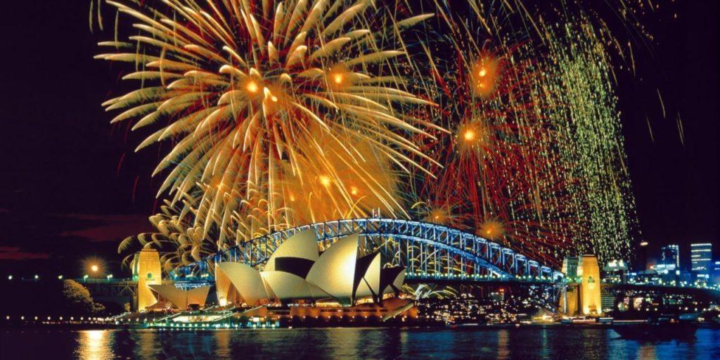Los mejores destinos para pasar Año Nuevo