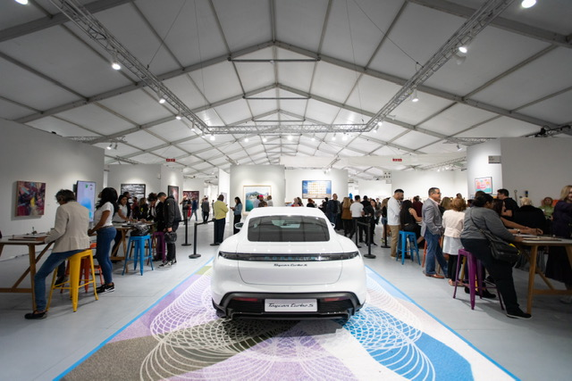 Porsche presenta su nuevo coche eléctrico durante SCOPE - image1