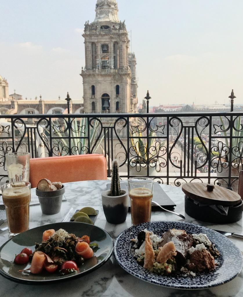 6 restaurantes imperdibles en el Centro de la CDMX