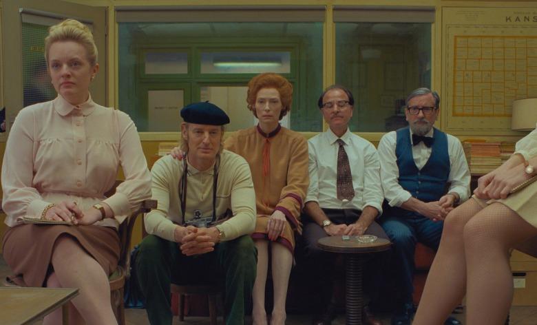 Todos los detalles sobre The French Dispatch, la nueva película de Wes Anderson