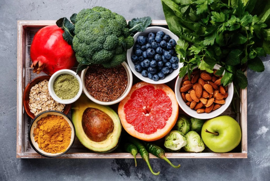Alimentos para mejorar tu sistema inmunológico