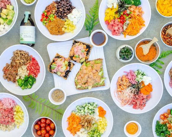 Restaurantes de comida healthy con servicio a domicilio en la CDMX