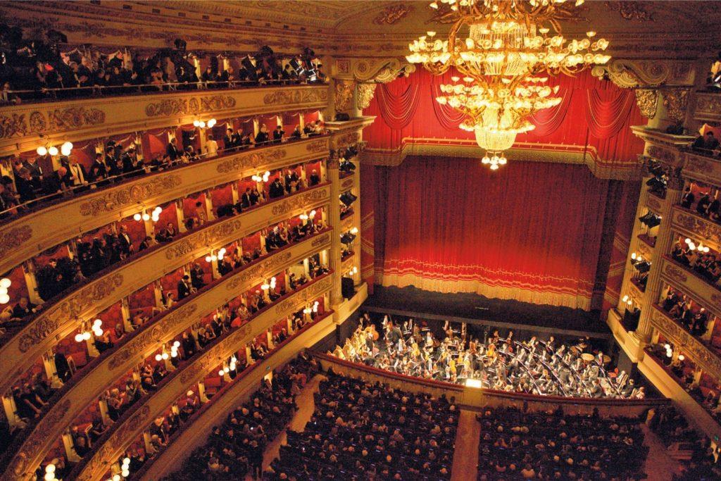 Un recorrido mágico por La Scala de Milán, ahora en Google Arts & Culture