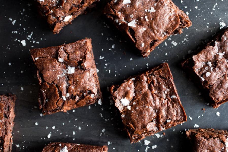 Prepara unos deliciosos brownies de avena Quaker®, un postre para disfrutar en familia. #BIENDESDEDENTRO
