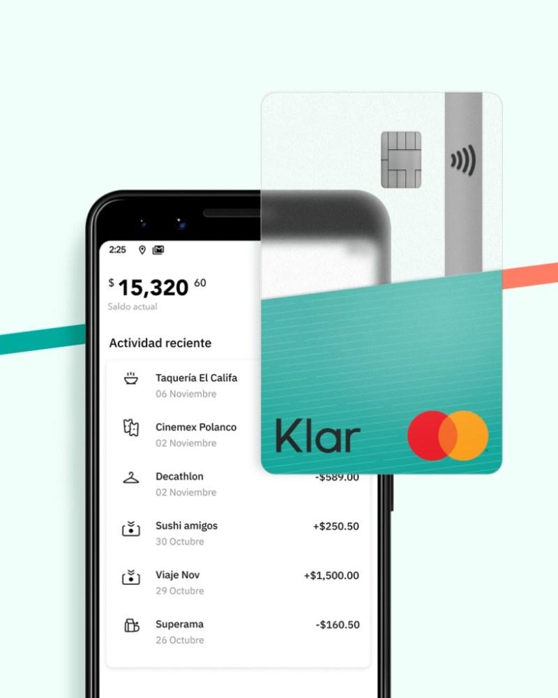 Klar, una alternativa 100% digital a la banca en México - klar-3