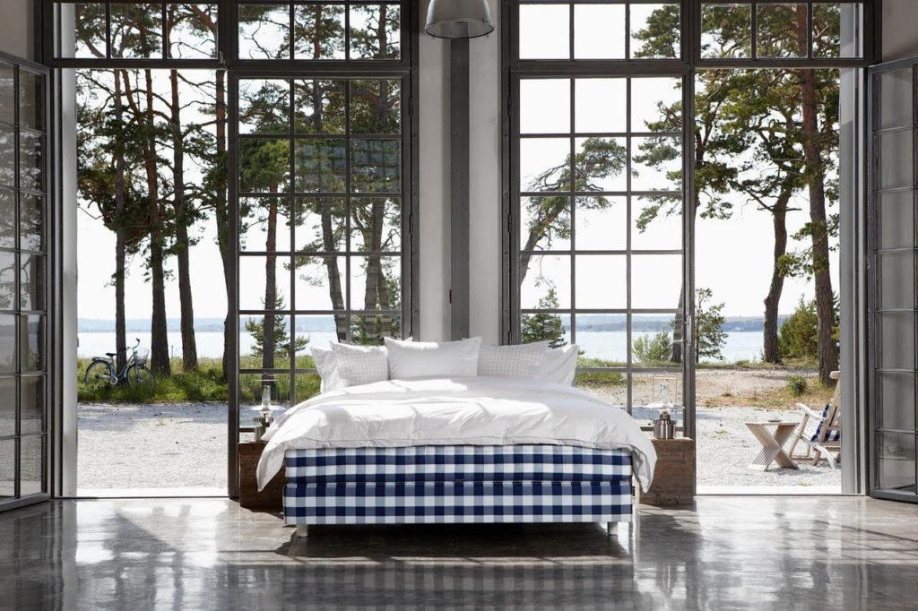 Hästens: el arte del descanso