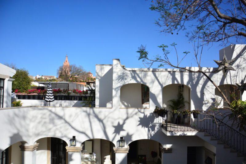 Hoteles en San Miguel de Allende que te dan la bienvenida nuevamente - dsc_2437