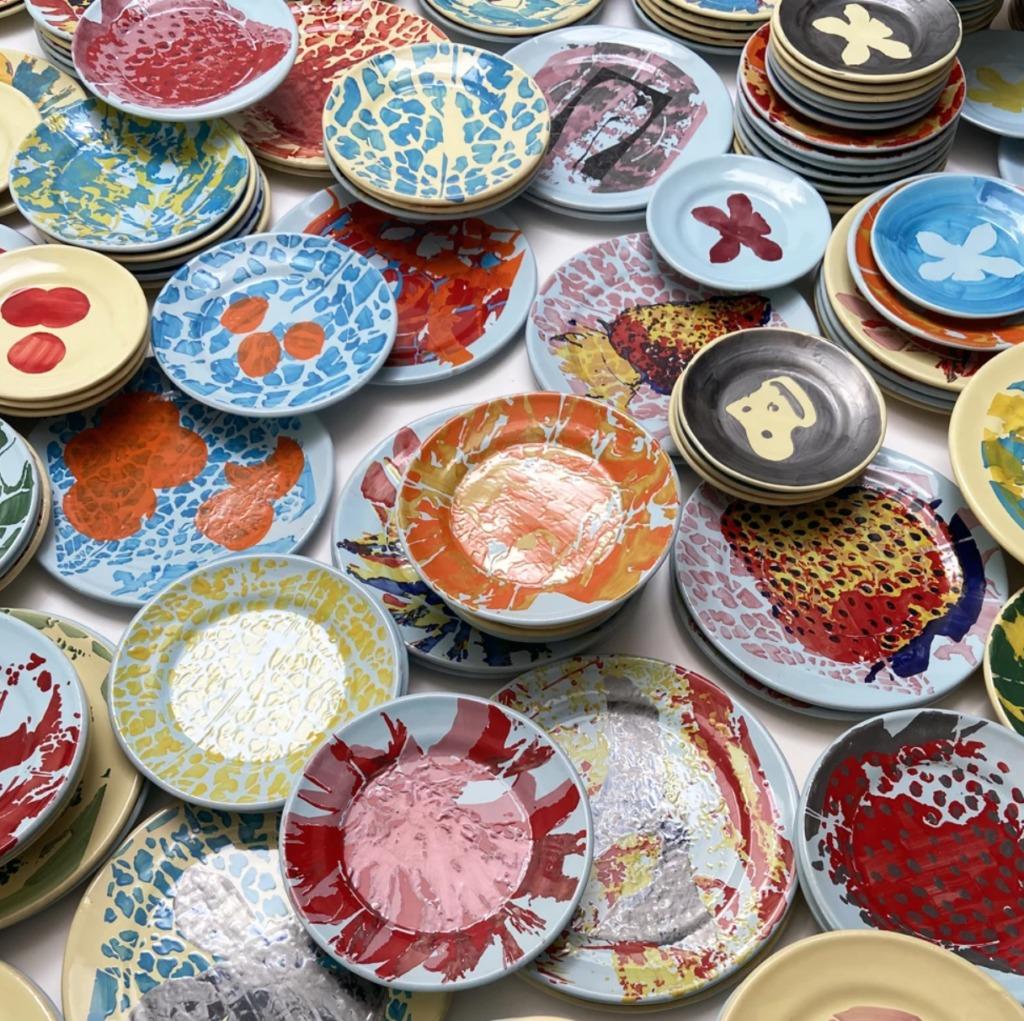 Conoce Psultan, la nueva línea de cerámica que lanzó uno de los colaboradores de Celine