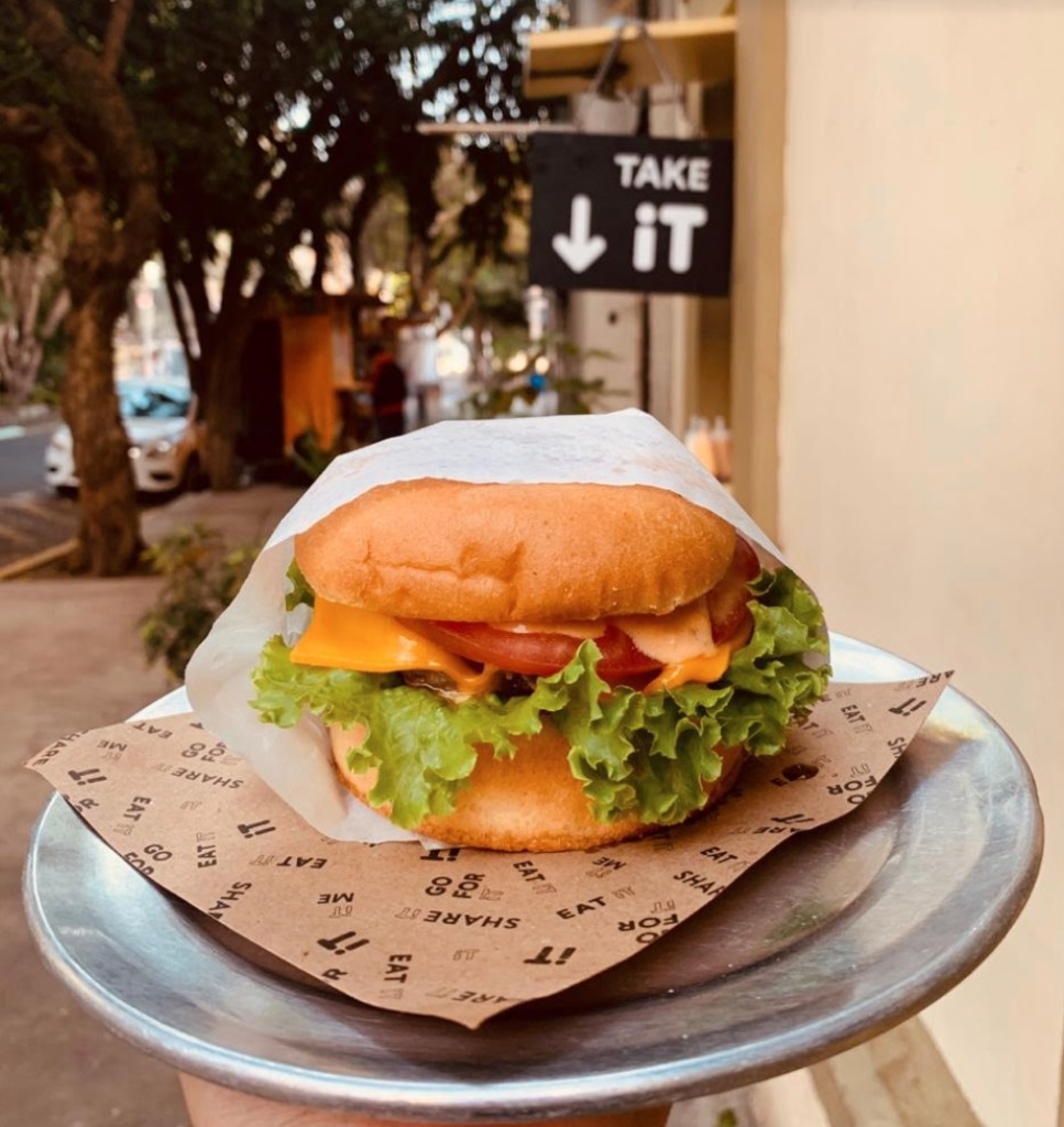 It Burgers: fast food made well