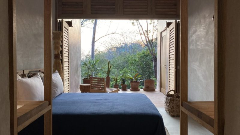 7 hoteles boutique en México ideales para escaparte el fin de semana - monte-uzulu-oaxaca-mexico-best-hotels-mexico-beach