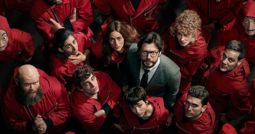 Netflix confirma la quinta temporada de La casa de papel