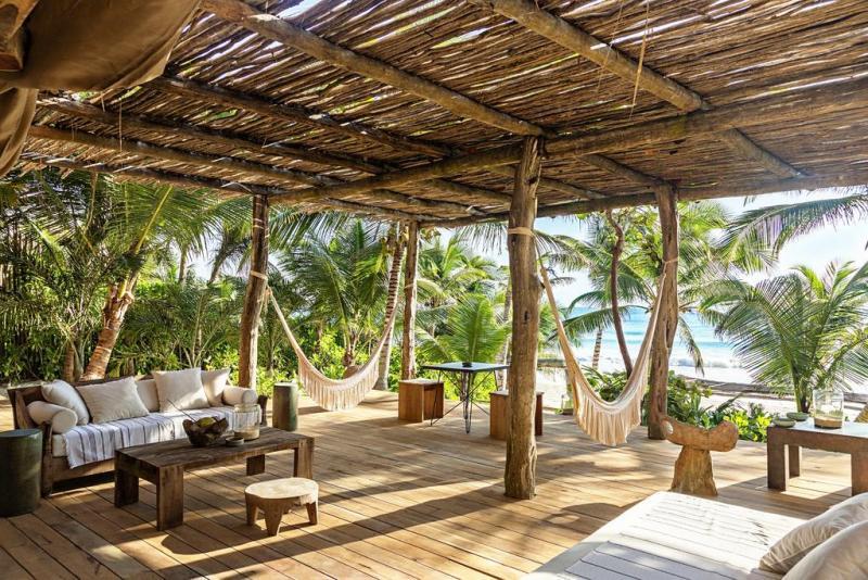 7 hoteles boutique en México ideales para escaparte el fin de semana - tulum-la-valise-best-hotels-summer-beach