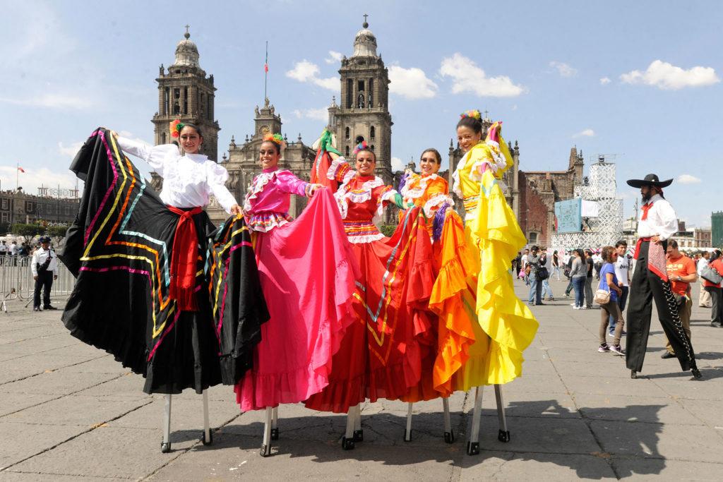 Costumbres en México que celebran la independencia