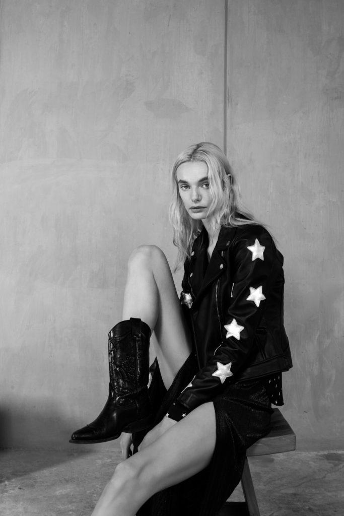 Me & my leather jacket: BALANKÄ