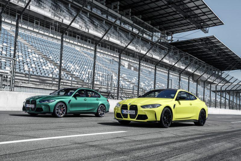 BMW presenta los nuevos M3 y M4, ahora más agresivos y deportivos que nunca
