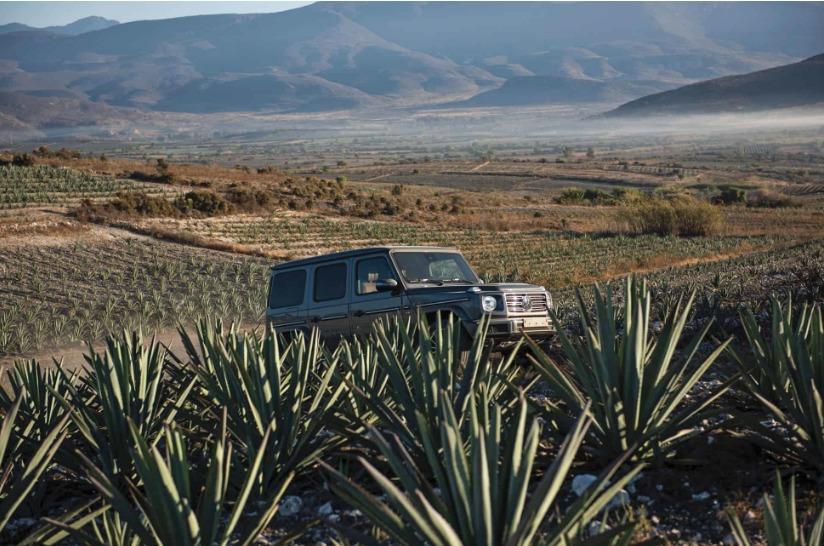 Un sueño zapoteco: a Oaxaca con Mercedes-Benz
