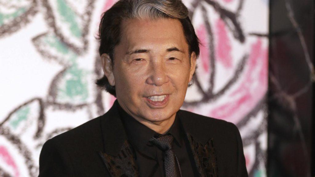 La trayectoria de Kenzo Takada, un diseñador de ensueño