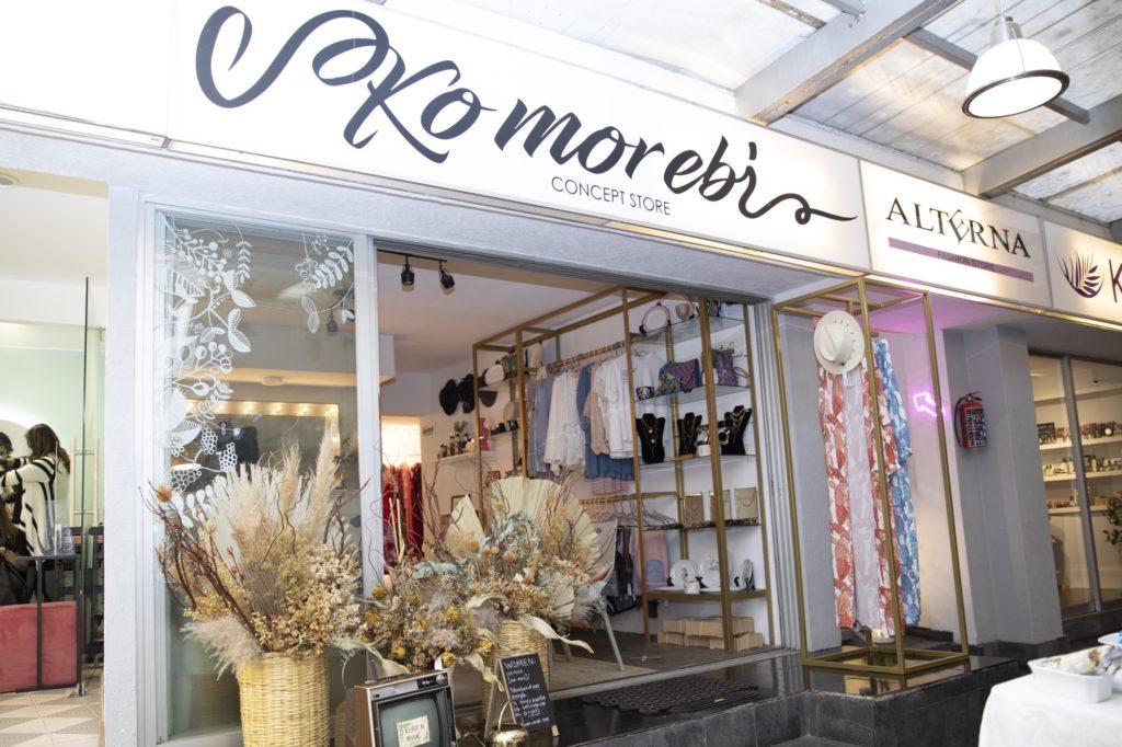 Komorebi Concept Store, el it place del momento