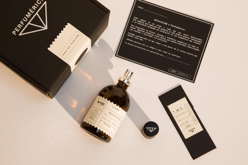 Perfumérica, una esencia a la medida