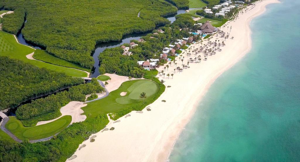 Fairmont Mayakoba, un paraíso escondido dentro de la Riviera Maya
