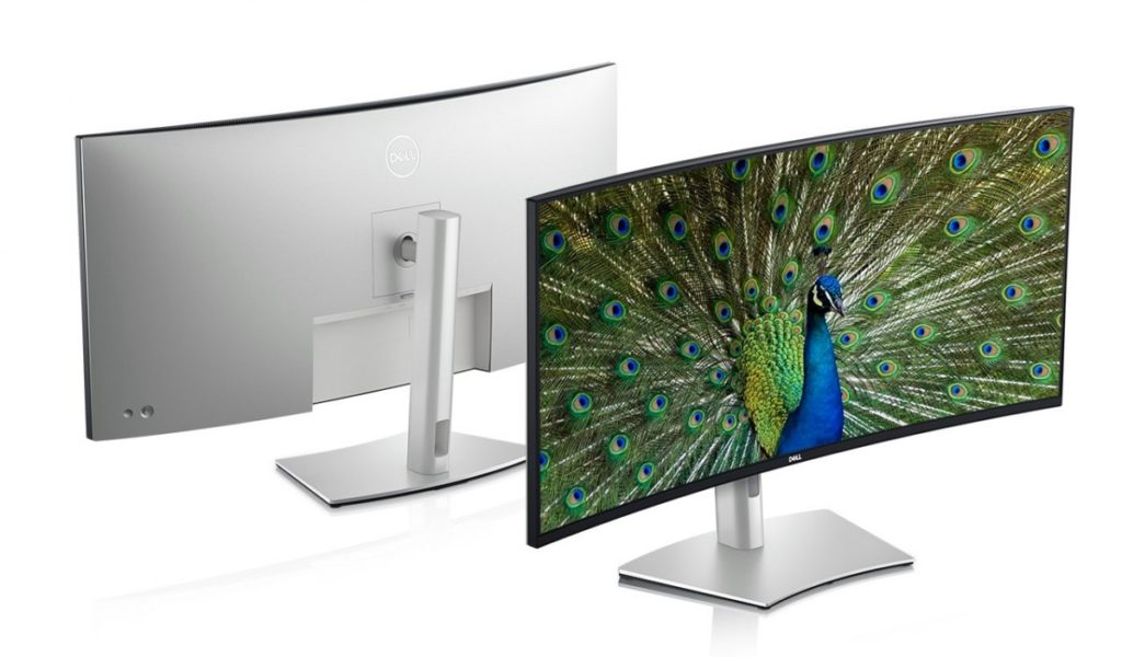 """Dell UltraSharp 40"""" Curved, el monitor perfecto para hacer home office"""
