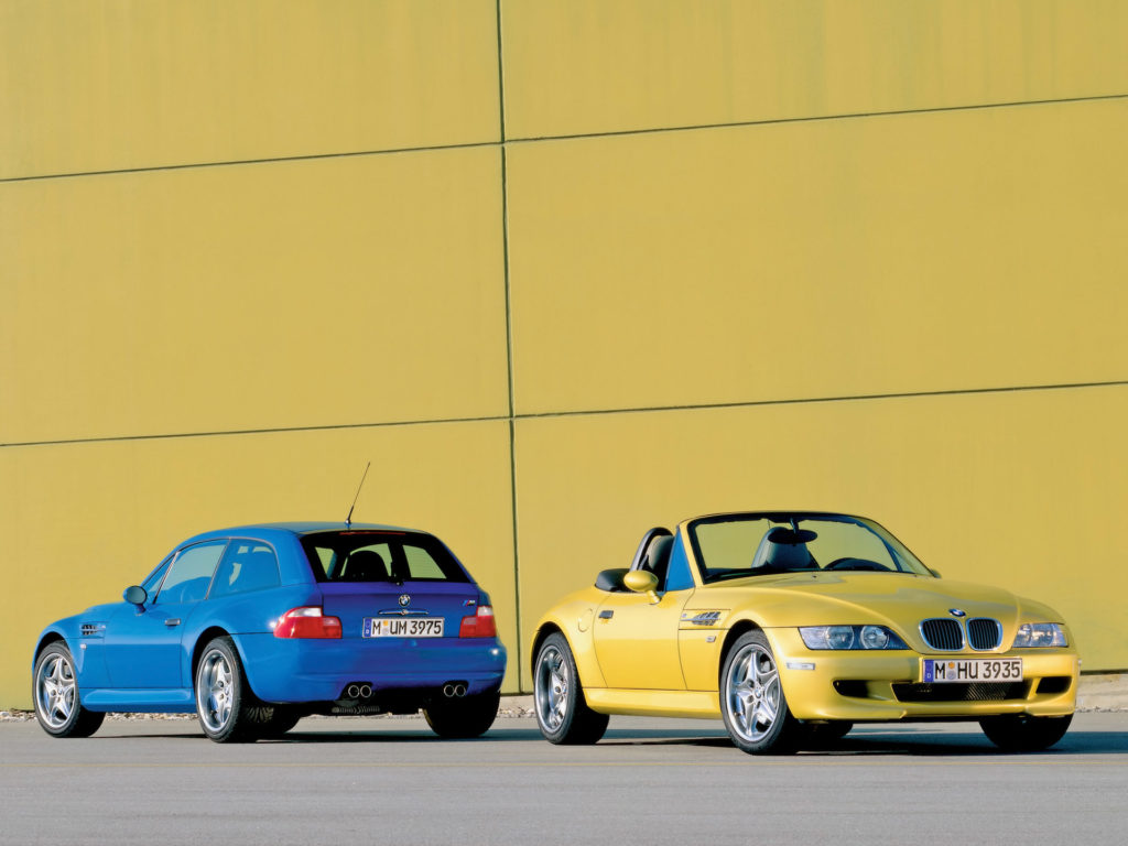 BMW celebra el 25º aniversario del icónico modelo de James Bond, el BMW Z3