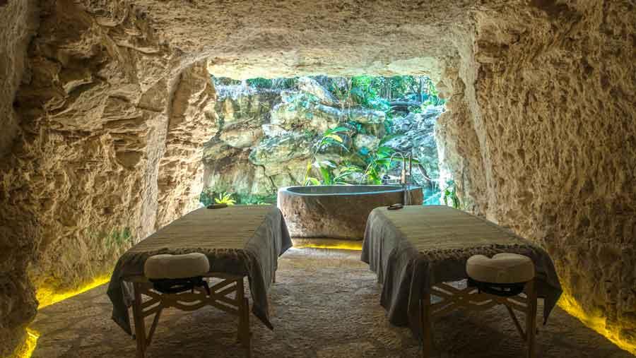 Muluk Spa, un santuario en medio de la selva quintanarroense
