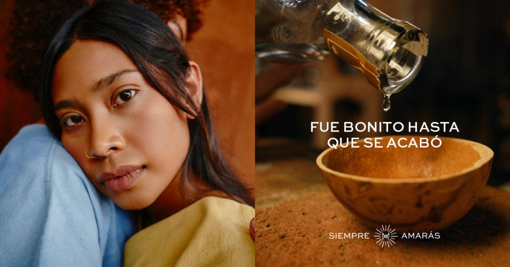 De Oaxaca para el mundo, Mezcal Amores: una historia que siempre amarás