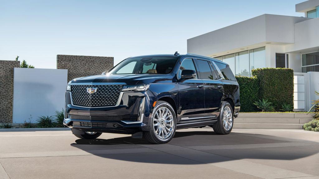 Todo lo que tienes que saber de la Nueva Cadillac Escalade 2021