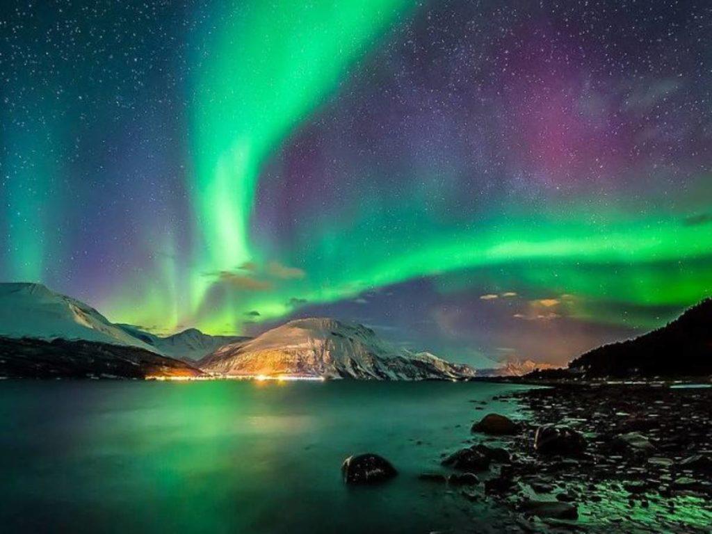 50 impactantes maravillas naturales alrededor del mundo