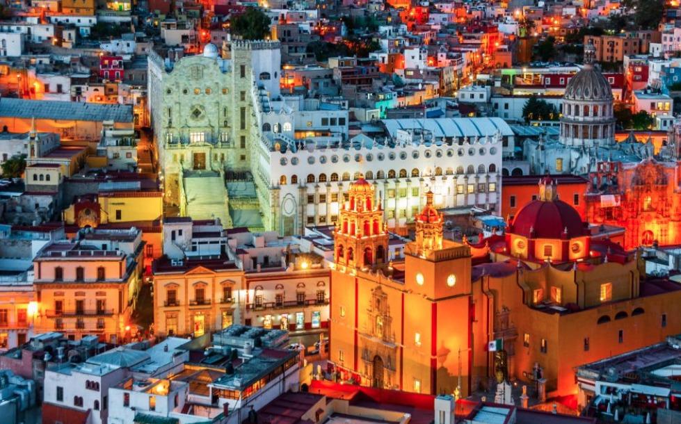 Guanajuato, una ciudad con un encanto colonial