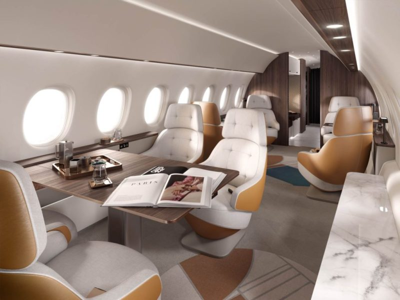 Conoce el Falcon 10X, la nueva joya de la corona de Dassault - dassault-falcon-10x-la-liga-barcelona-israel-la-lakers-the-voice-gas-shortage-ben-affleck-crocs-dogecoin-2