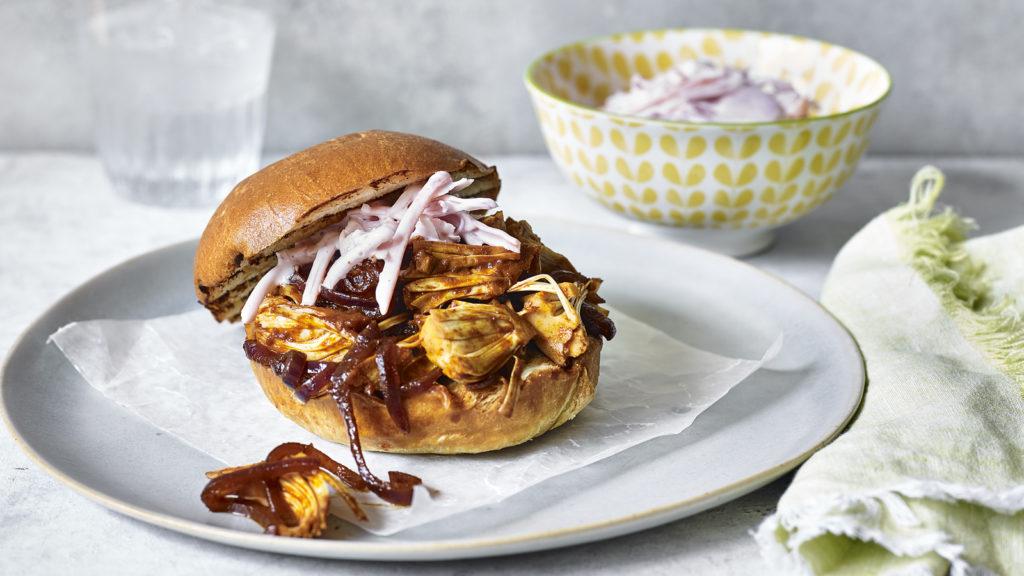 ¡La mejor receta para un pulled pork vegano!