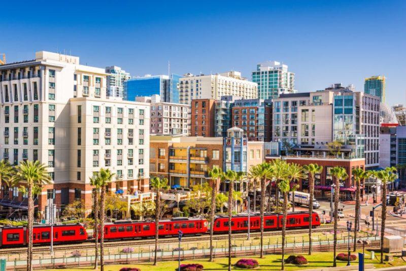 San Diego, un West Coast desenfadado y amigable - shutterstock-446681584-1536x1025