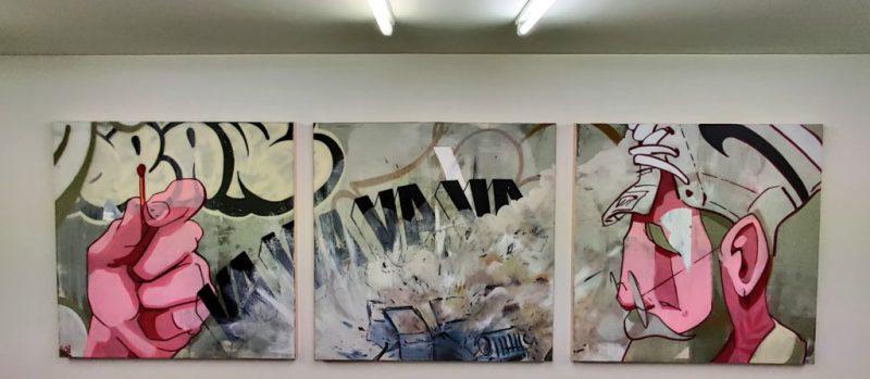 FURIOSA la nueva galería que llega a la escena artística de la CDMX - furiosa-4