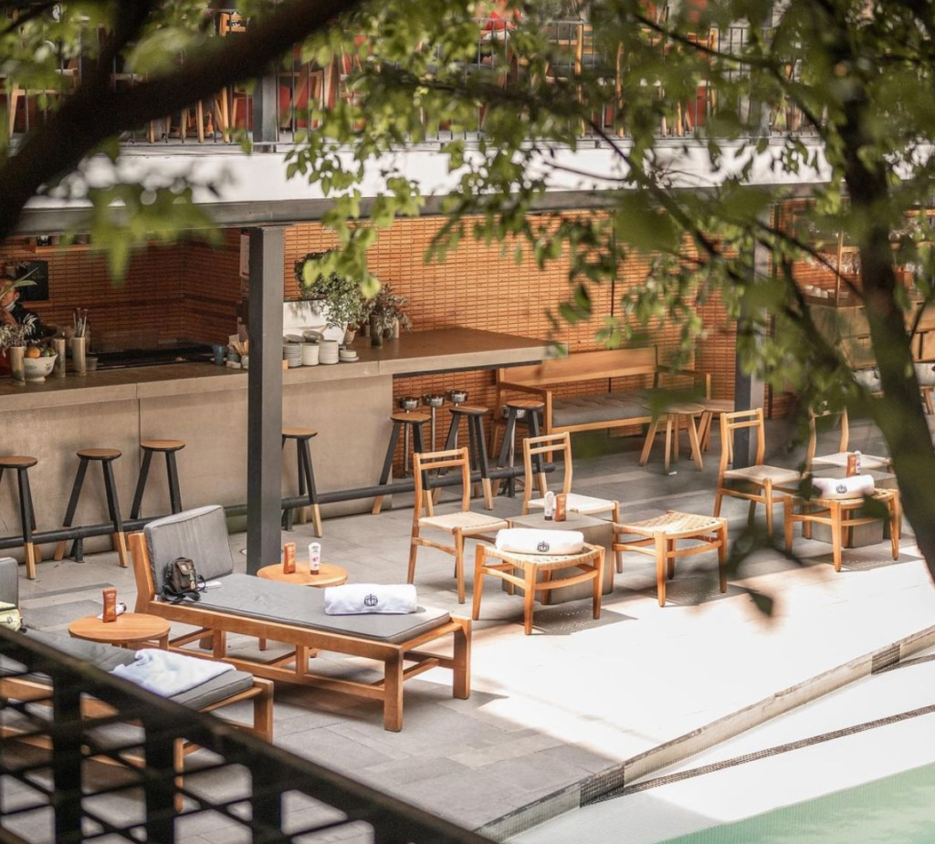 Hotel Carlota, un refugio urbano en el que convergen el arte, la cultura, la creatividad y la innovación
