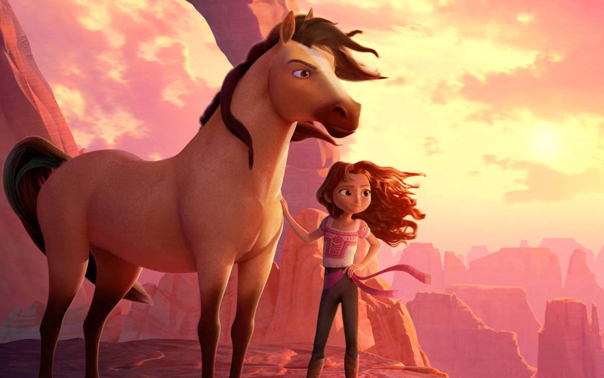 Todo lo que tienes que saber del nuevo estreno de DreamWorks, Spirit: Untamed
