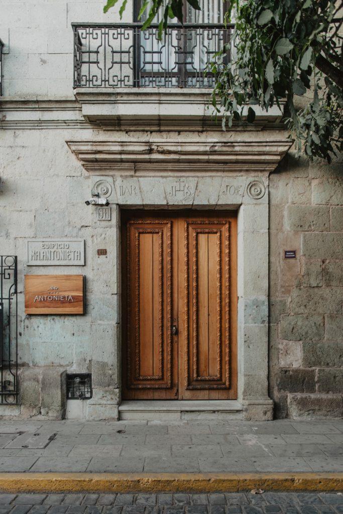 Casa Antonieta, un oasis en el corazón de Oaxaca - 2021-06-07-111039221