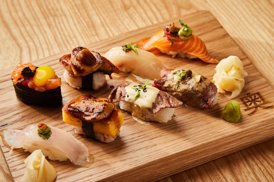 Un viaje por los sabores de Oku: cocina japonesa fusión