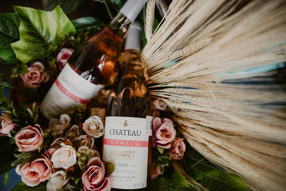 ¡El nuevo Chateau Domecq Rosado es el drink del verano!