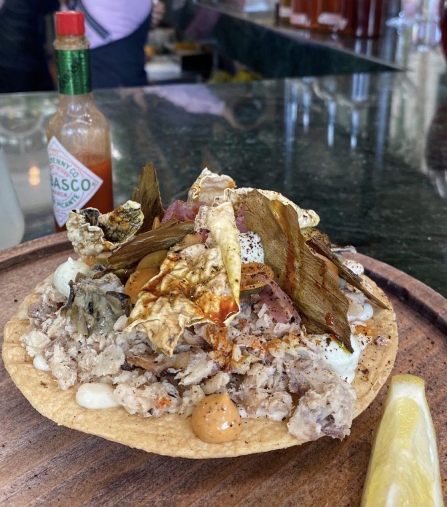 Los top 5 restaurantes en Todos Santos según The 2 Mexicanas - oystera4