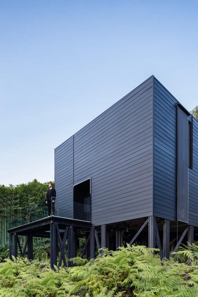 PI, la primera casa mexicana prefabricada 100% con aluminio - pi-la-primera-casa-mexicana-prefabricada-de-aluminio-arquitectura-miguel-angel-aragones-3