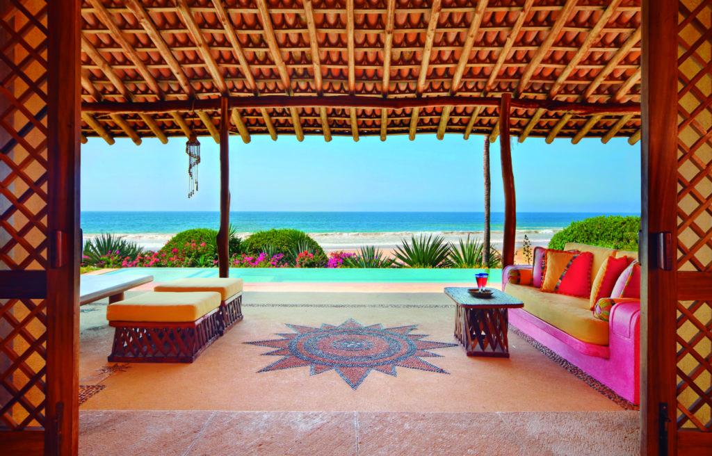 Belleza natural y privacidad incomparable, bienvenido a Las Alamandas.