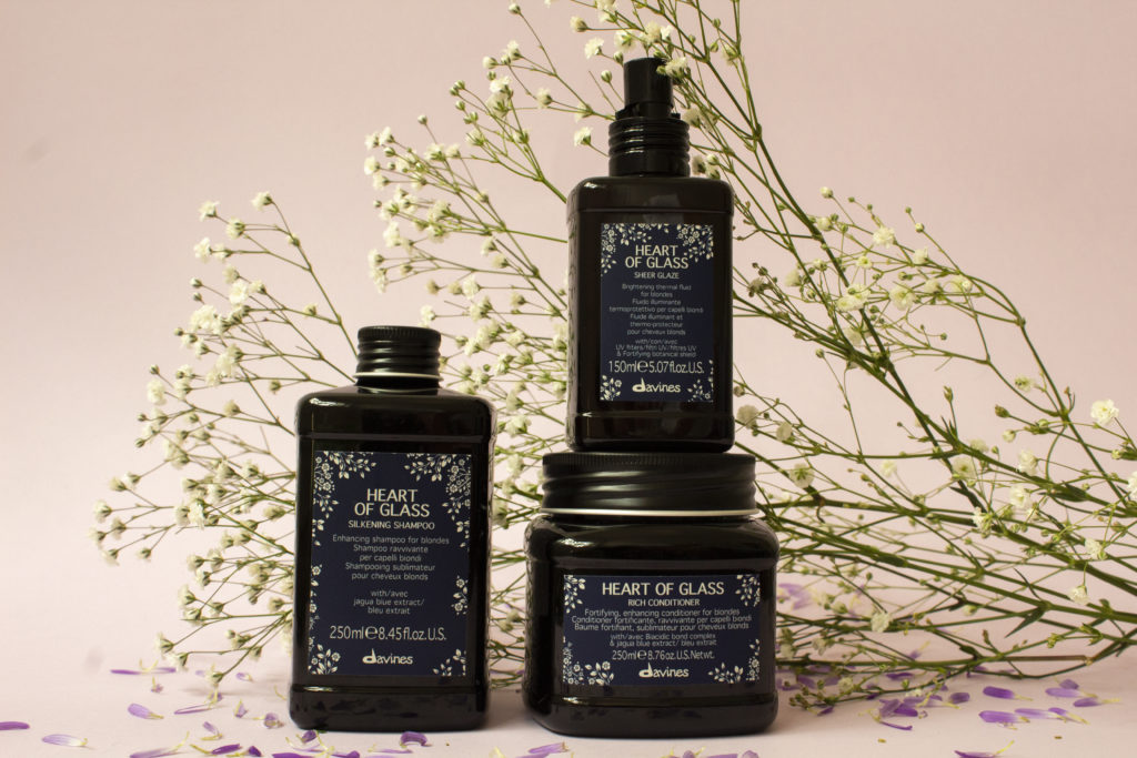 Beauty 101: blondes do it better with Davines!