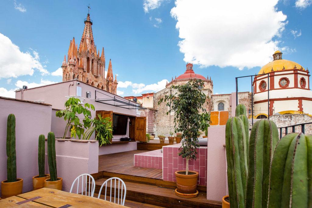 El mejor weekend getaway en San Miguel de Allende